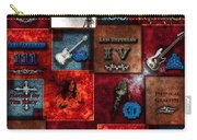 Led Zeppelin Discography Carry-all Pouch