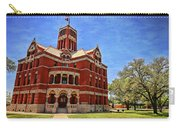 Lee County Courthouse Giddings Texas 2 Carry-all Pouch