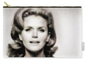 Lee Remick, Vintage Actress Carry-all Pouch