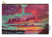 Legend Of A Sunset Carry-all Pouch