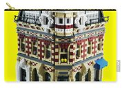 Lego Corner Shop And Apartments Carry-all Pouch
