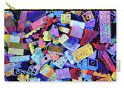 Legos Carry-all Pouch by Barbara Berney