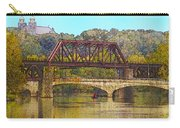 Lehigh River - Easton Pa Carry-all Pouch