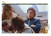 Leia Kisses Luke Carry-all Pouch