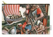 Leif Ericsson, The Viking Who Found America Carry-all Pouch