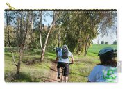 Leisure Cross Contry Cyclists Carry-all Pouch