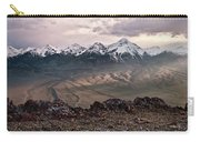 Lemhi Sunset Carry-all Pouch