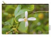 Lemon Blossoms 1 Carry-all Pouch