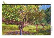 Lemon Grove Of Citrus Fruit Trees Carry-all Pouch