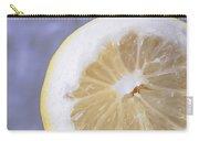 Lemon Half Carry-all Pouch