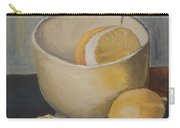Lemon In A Bowl Carry-all Pouch