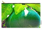 Lemon Or Lime Carry-all Pouch