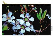 Lemon Scented Tea Tree  Carry-all Pouch