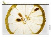 Lemon Slice Carry-all Pouch