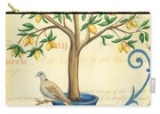 Lemon Tree Of Life Carry-all Pouch