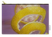 Lemon Twist I Carry-all Pouch