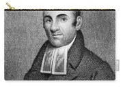 Lemuel Haynes (1753-1833) Carry-all Pouch by Granger