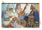 L.endres Maroc Painting Carry-all Pouch