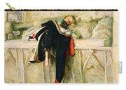 L'enfant Du Regiment Carry-all Pouch by Sir John Everett Millais