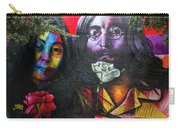 Lennon And Ono Carry-all Pouch