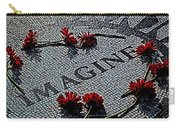 Lennon Memorial Carry-all Pouch