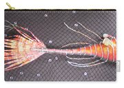 Lenny The Lipster Fish Carry-all Pouch