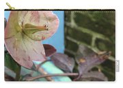 Lenten Rose After An April Shower Carry-all Pouch