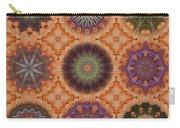 Lentil Purple Cauliflower Medallions Carry-all Pouch