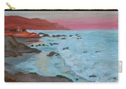 Leo Carillo Beach Afternoon II Carry-all Pouch