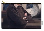 Leon Lederman, American Physicist Carry-all Pouch