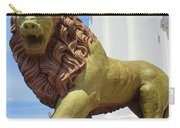 Leon Sculpture 2 Carry-all Pouch