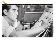 Leonard Bernstein, American Composer Carry-all Pouch