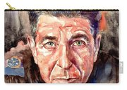 Leonard Cohen Painting Carry-all Pouch