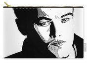 Leonardo Dicaprio Portrait Carry-all Pouch