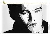 Leonardo Dicaprio Portrait Carry-all Pouch