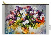 Leonid Afremov 109 Leonid Afremov Carry-all Pouch