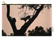 Leopard At Dusk Carry-all Pouch