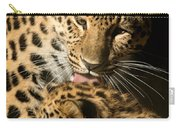 Leopard Cub Love Carry-all Pouch