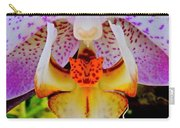 Leopard Dragon Orchid Carry-all Pouch
