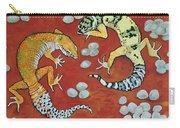 Leopard Geckos Carry-all Pouch