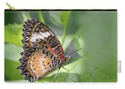 Leopard Lacewing Carry-all Pouch