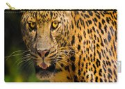 Leopard Nature Girl Carry-all Pouch