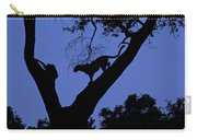 Leopard On The Prowl Carry-all Pouch