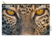Leopard Panthera Pardus, Ndutu Carry-all Pouch