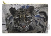Leopard Stare Carry-all Pouch