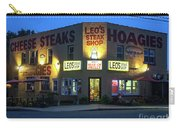 Leo's Steak Shop Carry-all Pouch