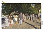 Les Bouquinistes Carry-all Pouch
