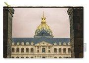 Les Invalides Paris Carry-all Pouch