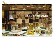 Les Parfums Carry-all Pouch