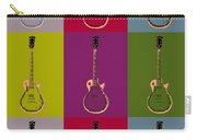 Les Paul Colorful Poster Carry-all Pouch